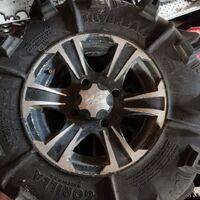 Комплект колес на BRP