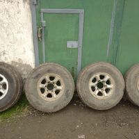 комплект колес 265/75r15