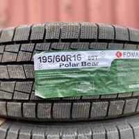 195/60R16 комплект новых шин Goform/Foman W705