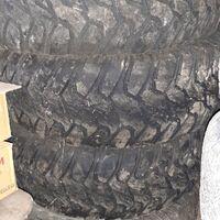 Продам грязевую резину Cooper 285/70/17