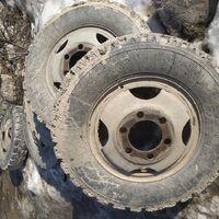 продам 7 колес с дисками