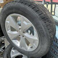 """Компания """"Шиныч"""" реализует колёса в сборе на Subaru"""