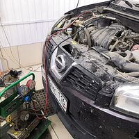 Диагностика, ремонт, заправка автомобильных кондиционеров