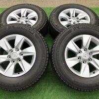 Колеса 265/65/17 Michelin Latitude от нового Prado 150, оригинал