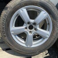 225/65r17 новое запасное колесо rav4/wanguard