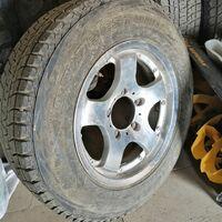 Продам 5 колёс Bridgestone 215/70/R16