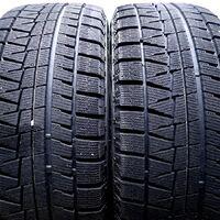 Шины 225/55/17 Bridgestone Blizzak Revo GZ, износ 10%. Japan