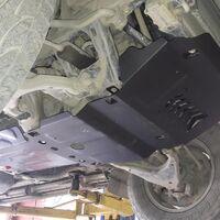 Защита двигателя на Toyota Hilux Surf (2002-2009)