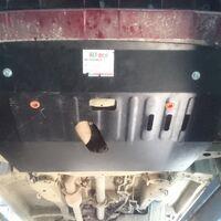 Защита двигателя на Toyota Kluger
