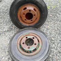 Грузовые колеса 7.00R15 LT