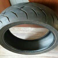 Задний баллон моторезины Dunlop Sportmax D221