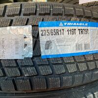 275/65R17 комплект новых шин Triangle TR797 2020год
