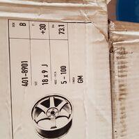 Диски с резиной Subaru