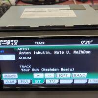 Автомагнитола Японский Panasonic NSLN-W62