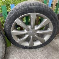 Продам оригинальные колёса от Infinity EX 35