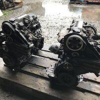 Двигатель 2C с пробегом по РФ