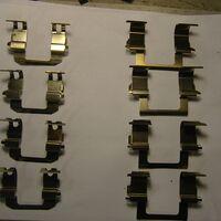 Пластины(скобы) тормозных колодок Isuzu Bighorn