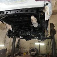 Услуги кузовного ремонта автомобилей любой сложности