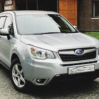 Автопрокат LIGHT; Subaru Forester