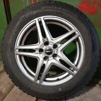 Коплект колёс на зиму 205/60R16