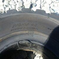 Шины цельнолитые Dunlop 18*7-8 (Япония)