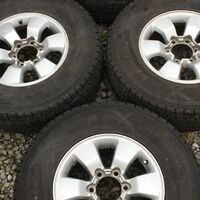 Предлагает литьё Toyota R16 6 ×139,7 7J +30