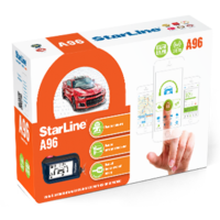 Автосигнализация Starline A96BT 2CAN-2LIN GSM/GPS