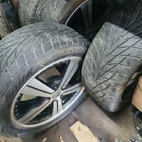 Диски с резиной 265/45 R20/ Lexus GX460/GX470/Prado 120/150