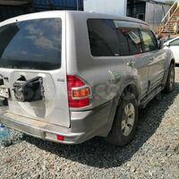 Бампера зад и перед Mitsubishi Pajero V78w/ V68w/ V75w/V65w/2005г.