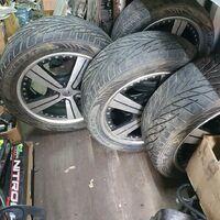 Диски с резиной Toyo 265/45 R20/Japan/ Lexus GX460/470/Prado 120/150