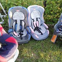 автомобильные детские кресла