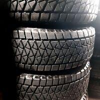 Шины 265/70/15 Bridgestone Blizzak DM-V2, износ 5%, 2017г. Japan