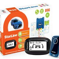 "Автосигнализация Starline BS96BT 2Can-2Lin GSM/GPS от ФС ""Угона.нет"""