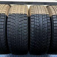 Шины 225/60/17 Dunlop Winter Maxx SJ8, износ 10%. Без пробега по РФ