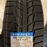 185/70R14 комплект новых шин Triangle PL-01 2020год