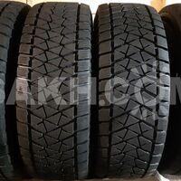 Шины 225/65/17 Bridgestone Blizzak DM-V2, износ 5%. Без пробега по РФ