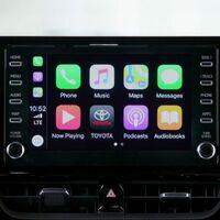 Установка Apple CarPlay и Android auto для родного ГУ RAV4 2019-2020г.