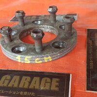 Проставка колеса 5/114,3. jzx/jzs/jza/grs/ 1.5см С распила