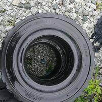 Цельнолитые шины 16*6-8 AICHI (Япония) для вилочных погрузчиков