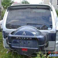 По запчастям Pajero 4, кузов V97W, двигатель 6G75