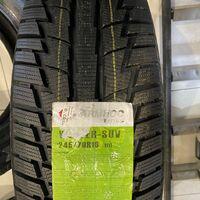 245/70R16 комплект новых шин Goform Charmhoo Winter SUV 2020год