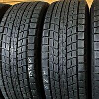 Шины 265/65/17 Dunlop Winter Maxx SJ8, износ 5-10%. Без пробега по РФ