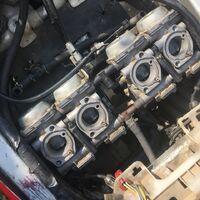 Куплю карбюраторы Honda CBR 400RR