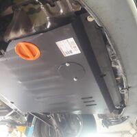 Защита картера двигателя на Toyota Raum (2003-2012)