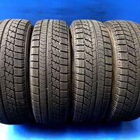 Шины 195/65/15 Bridgestone Blizzak VRX, Japan.Износ 3%
