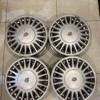 R15 (5-114.3) комплект литых дисков Toyota Crown без пробега по РФ