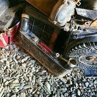 Интеркуллер/патрубки интеркуллера J3, 2.9 turbo Kia Bongo 3