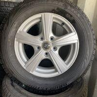 В сборе R15. Bridgestone 205/65/15