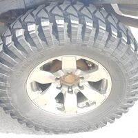 Продам комплект колес Otani King Cobra Extreme MV-833