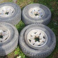 Колеса Goodyear Wrangler 265/70 R15